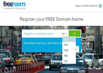 Бесплатный домен второго уровня
